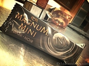 All different kinds of Magnum Minis