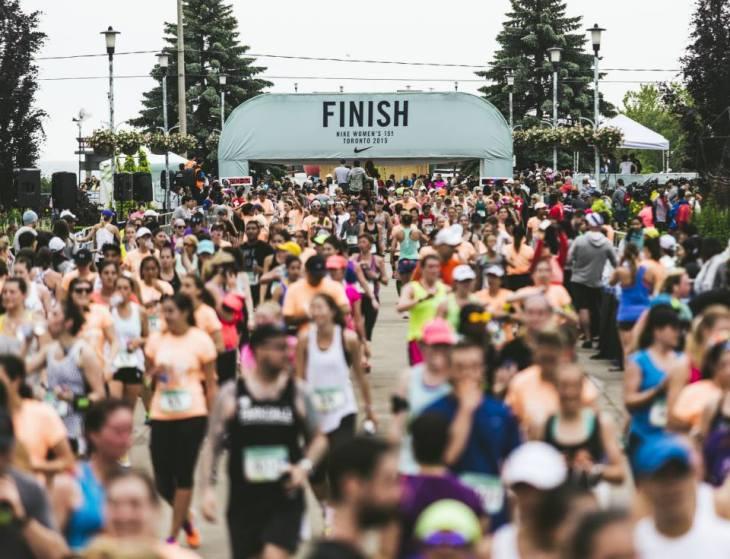 Nike Women Toronto Facebook Page
