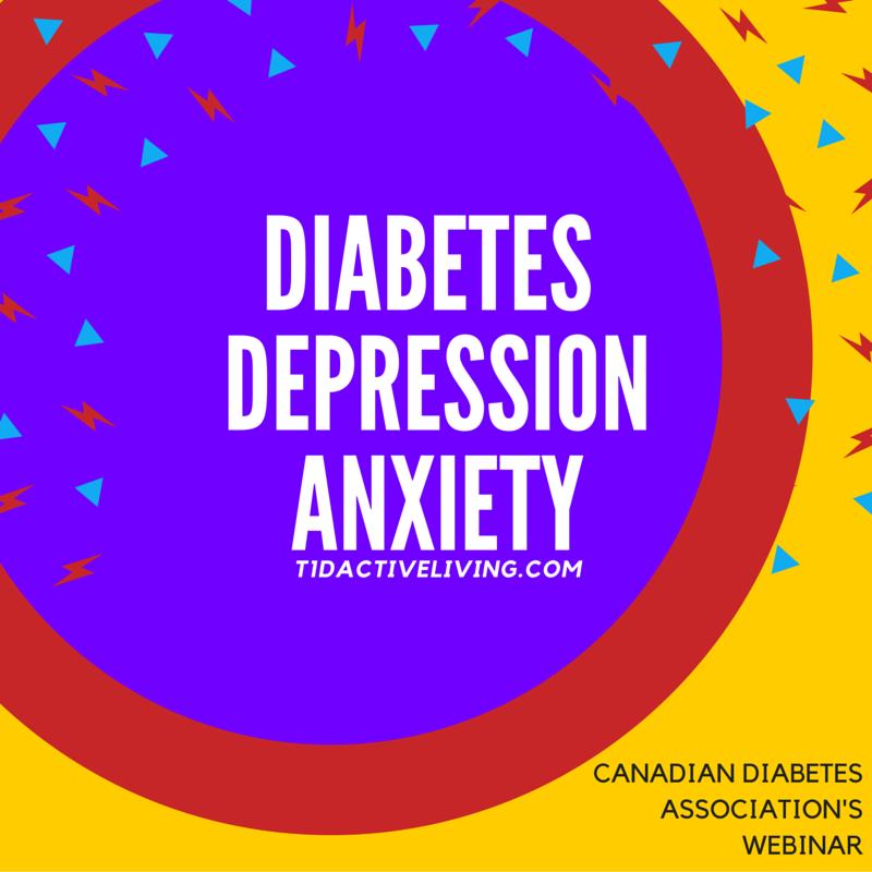 diabetes depressionanxiety
